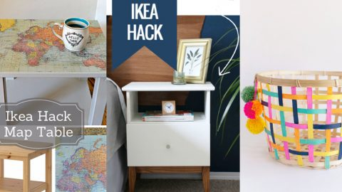 75 IKEA Hack Ideas for Decorating The Home   DIY Joy Projects and Crafts Ideas
