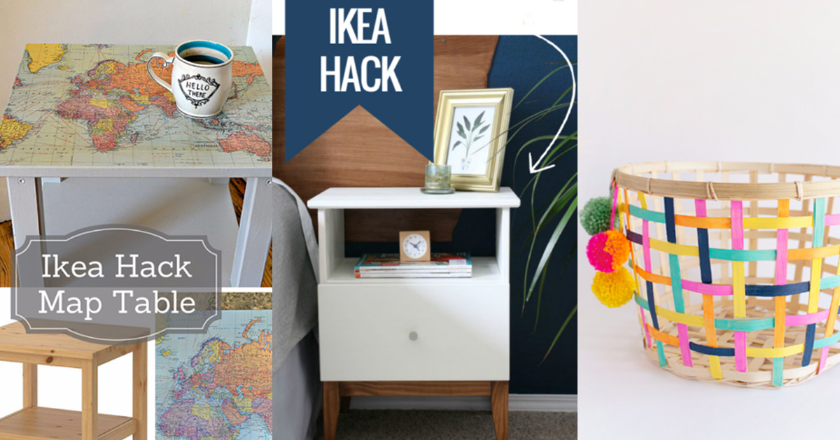 Ikea Hacks more ikea hacks that will you away