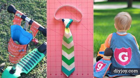 31 Sewing Projects for Boys | DIY Joy Projects and Crafts Ideas