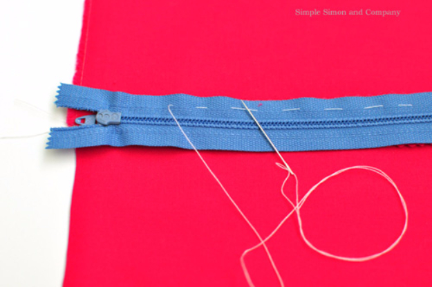sewing hacks - Basting 101 - Best Tips and Tricks for Sewing Patterns, Projects, Machines, Hand Sewn Items #sewing #hacks