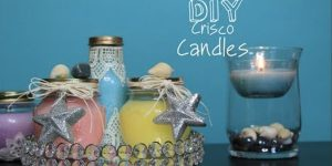 She Makes Candles That Burn Much Longer Than Candle Wax!