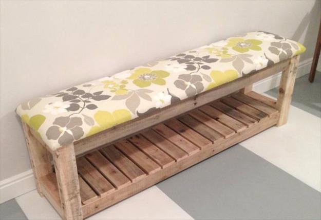 best diy pallet furniture ideas diy reclaimed wood pallet bench cool pallet tables - Diy Pallet Furniture