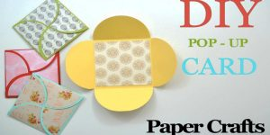 She Shows Us How To Make Your Own Greeting Cards And Save Money!