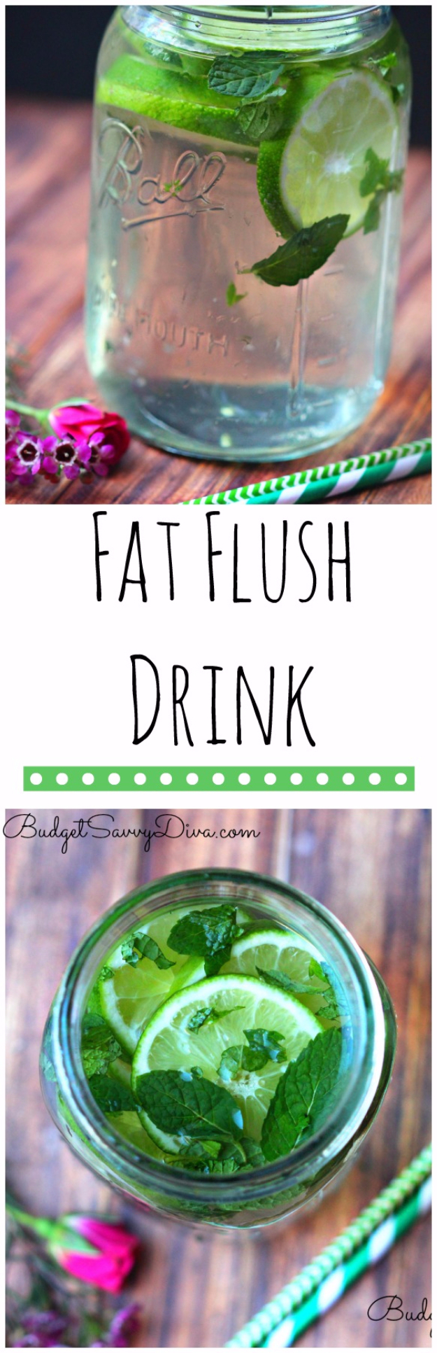 Best DIY Hacks for The New Year - Drink Green Tea To Flush Fat - Easy Organizing and Home Improvement Ideas - Tips and Tricks for Quick DIY Ideas to Simplify Life - Step by Step Hack Tutorials for Genuis Ways to Make Quick Things Easier http://diyjoy.com/best-diy-hacks