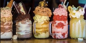 "She Makes What She Calls ""Freak Shakes"" And They Are Beyond Decadent (Yum!)"