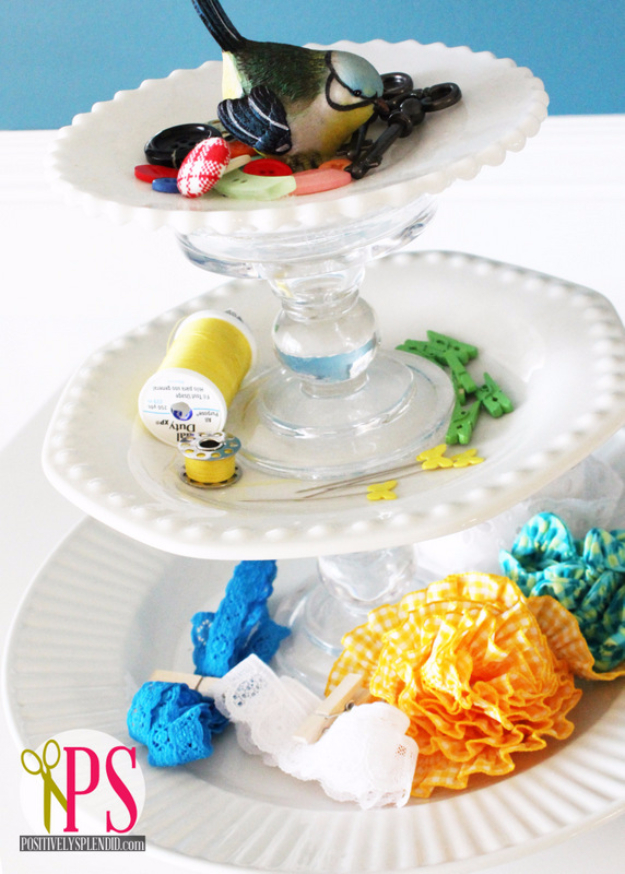 More Sewing Hacks - Keep Supplies Organized - Best Tips and Tricks for Sewing Patterns, Projects, Machines, Hand Sewn Items. Clever Ideas for Beginners and Even Experts - Easy Tutorials, Patten Shortcuts and How To http://diyjoy.com/best-diy-sewing-hacks
