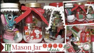 Check Out These Fabulous Mason Jar Gift Ideas She Makes!