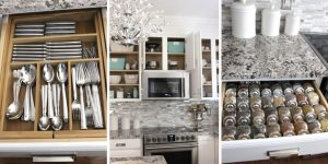 She Shows Some Incredible Organizing Tips For The Kitchen (Watch!)