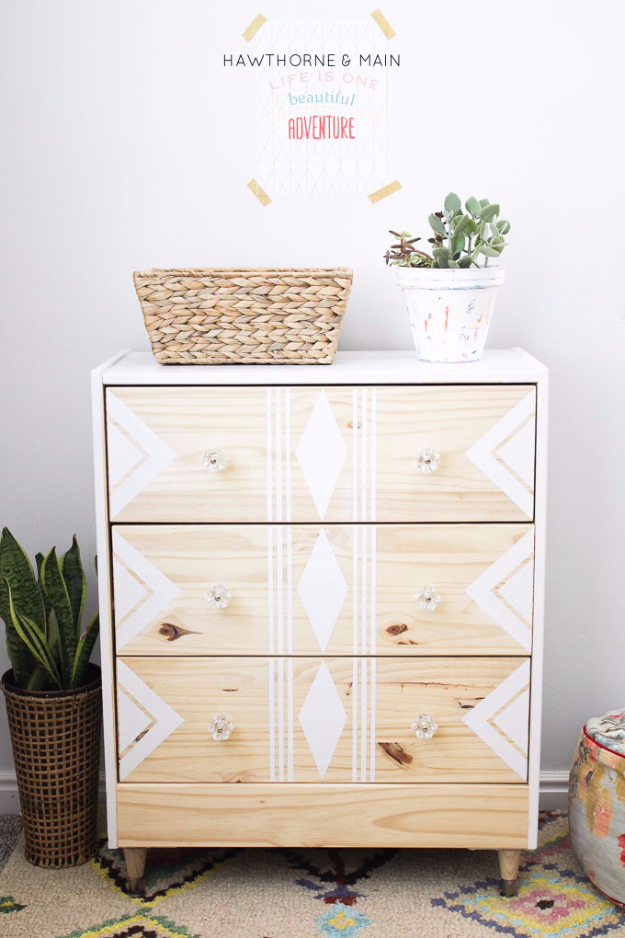Best DIY Hacks for The New Year - Rast IKEA Hack - Easy Organizing and Home Improvement Ideas - Tips and Tricks for Quick DIY Ideas to Simplify Life - Step by Step Hack Tutorials for Genuis Ways to Make Quick Things Easier http://diyjoy.com/best-diy-hacks