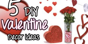 She Shares 5 Incredible Valentine Decor Ideas (Check It Out!)