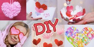 She Makes 5 Really Cool DIY Valentine's Day Gifts (Watch!)