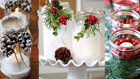 28 DIY Christmas Luminaries | DIY Joy Projects and Crafts Ideas
