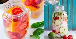 32 More Delicious Detox Water Recipes