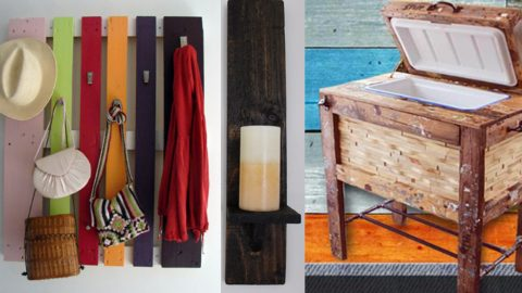 31  DIY Pallet Furniture Ideas | DIY Joy Projects and Crafts Ideas