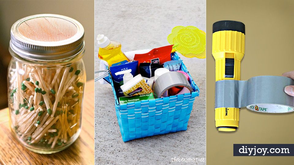 31 Camping Hacks To Carry Along Next Time