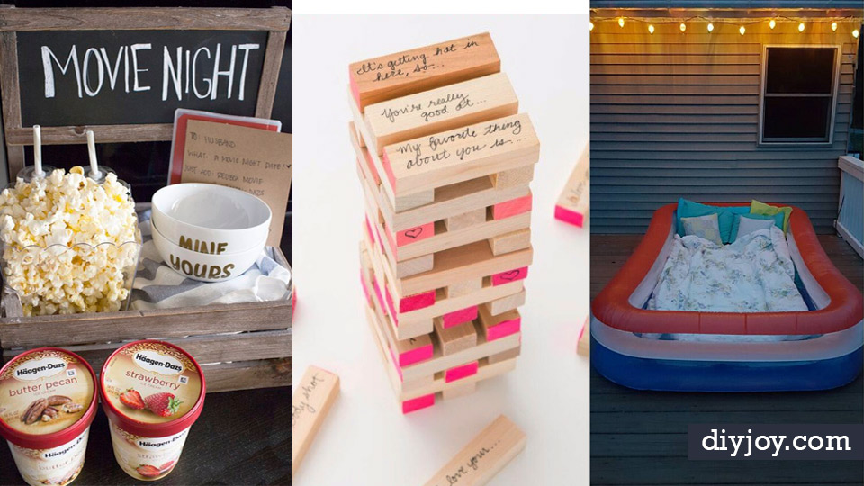 31 Brilliant Date Night Ideas You Can Act Like You Thought Of