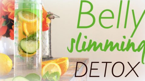 Feel Healthier In The New Year By Making This Simple Drink And Slim Down Your Belly At The Same Time! | DIY Joy Projects and Crafts Ideas