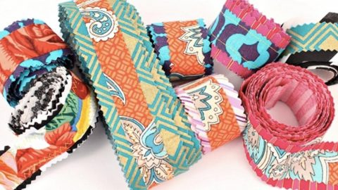 He Shows Us An Amazing Way To Make This Remarkable Boho Ribbon (So Easy!) | DIY Joy Projects and Crafts Ideas
