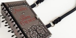 She Makes This Majorly Cool And Unique Purse Out Of A Book!