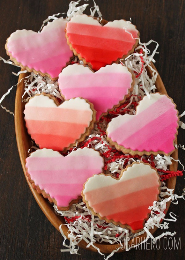 Easy heart cookies recipes