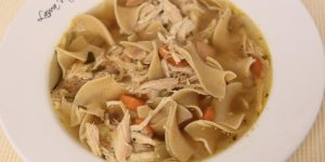 Chicken Noodle Soup Is A Great Comfort Food And This Is Hands Down The Best Chicken Soup Recipe!
