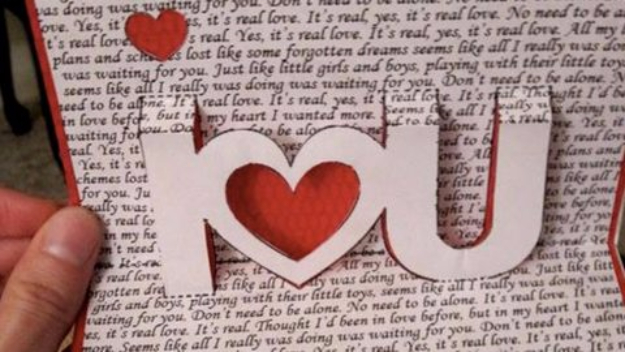 DIY Valentines Day Cards - DIY Pop Up Valentines Day Card - Easy Handmade Cards for Him and Her, Kids, Freinds and Teens - Funny, Romantic, Printable Ideas for Making A Unique Homemade Valentine Card - Step by Step Tutorials and Instructions for Making Cute Valentine's Day Gifts #valentines