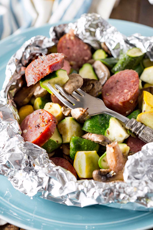 34 Best Tin Foil Camping Recipes Diy Joy