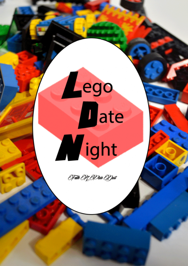 DIY Date Night Ideas - Lego Date Night - Creative Ways to Go On Inexpensive Dates - Creative Ways for Couples to Spend Time Together creative date nights diy idea