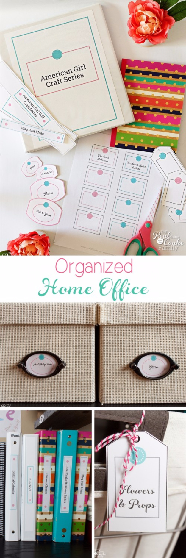 Best Organizing Ideas for the New Year - Organized Home Office - Resolutions for Getting Organized - DIY Organizing Projects for Home, Bedroom, Closet, Bath and Kitchen - Easy Ways to Organize Shoes, Clutter, Desk and Closets - DIY Projects and Crafts for Women and Men