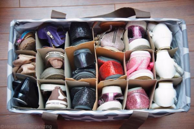 Best Organizing Ideas for the New Year - Organizing Shoes - Resolutions for Getting Organized - DIY Organizing Projects for Home, Bedroom, Closet, Bath and Kitchen - Easy Ways to Organize Shoes, Clutter, Desk and Closets - DIY Projects and Crafts for Women and Men