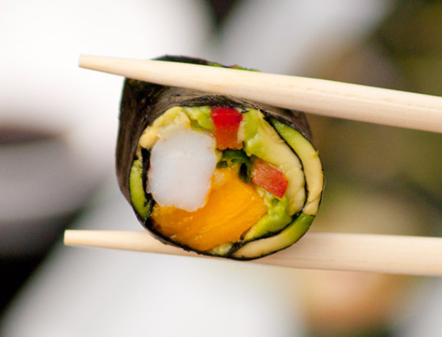 Healthy Lunch Ideas for Work - Paleo California Rolls - Quick and Easy Recipes You Can Pack for Lunches at the Office - Lowfat and Simple Ideas for Eating on the Job - Microwave, No Heat, Mason Jar Salads, Sandwiches, Wraps, Soups and Bowls http://diyjoy.com/healthy-lunch-ideas-work