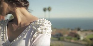 From Trash To Treasure She Embellishes An Old Sweater And It's Stunning!