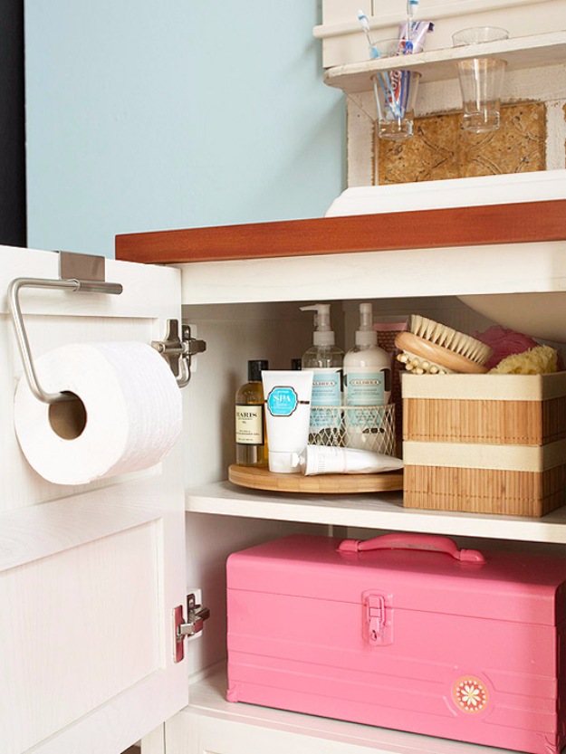 Best Organizing Ideas for the New Year - Super Bathroom Storage - Resolutions for Getting Organized - DIY Organizing Projects for Home, Bedroom, Closet, Bath and Kitchen - Easy Ways to Organize Shoes, Clutter, Desk and Closets - DIY Projects and Crafts for Women and Men