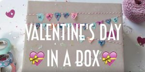 She Puts Together An Exciting Valentine's Day Gift For Her Loved One That's A Lot Of Fun!