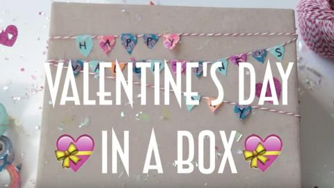 She Puts Together An Exciting Valentine 39 S Day Gift For Her