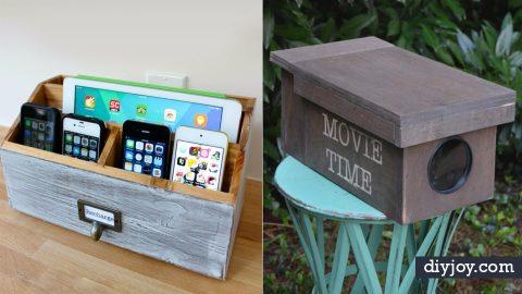 30 Genius DIY Phone Hacks | DIY Joy Projects and Crafts Ideas