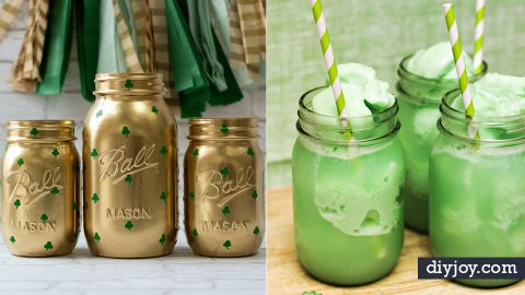 34 Easy DIY St. Patrick's Day Ideas   DIY Joy Projects and Crafts Ideas
