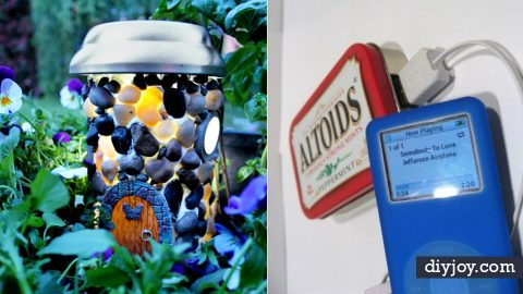 35 Solar Powered DIY Project Ideas | DIY Joy Projects and Crafts Ideas