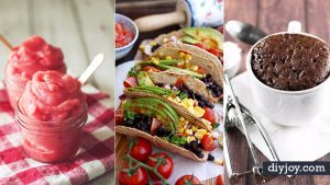 43 Simple Snacks To Make in Less Than 5 Minutes