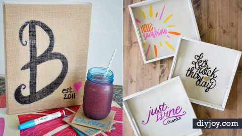 50 Coolest Sharpie Crafts Ever Created | DIY Joy Projects and Crafts Ideas