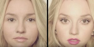 Watch How She Creates The Look Of Huge Eyes – 8 Tricks You Never Knew!