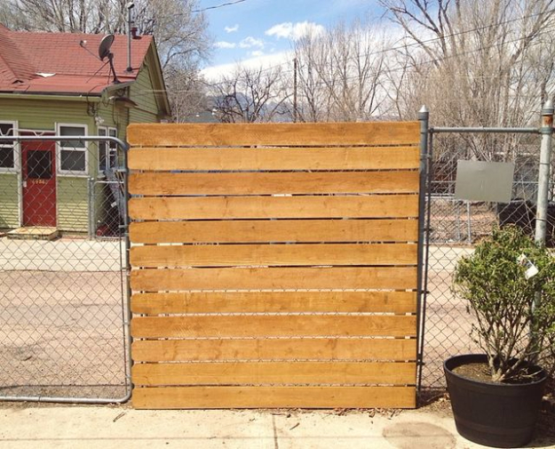 DIY Fences and Gates - Cedar Panel DIY - How To Make Easy Fence and Gate Project for Backyard and Home - Step by Step Tutorial and Ideas for Painting, Updating and Making Fences and DIY Gate - Cool Outdoors and Yard Projects