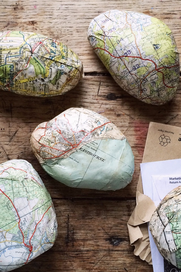 Pebble and Stone Crafts - DIY Paperweight Pebbles - DIY Ideas Using Rocks, Stones and Pebble Art - Mosaics, Craft Projects, Home Decor, Furniture and DIY Gifts You Can Make On A Budget #crafts