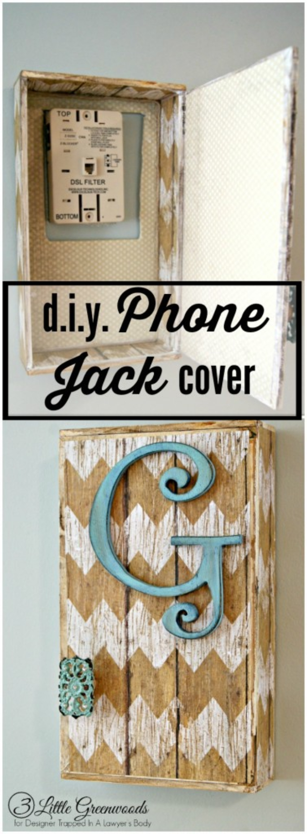 DIY Phone Hacks - DIY Phone Jack Cover - Cool Tips and Tricks for Phones, Headphones and iPhone How To - Make Speakers, Change Settings, Know Secrets You Can Do With Your Phone By Learning This Cool Stuff - DIY Projects and Crafts for Men and Women http://diyjoy.com/diy-iphone-hacks