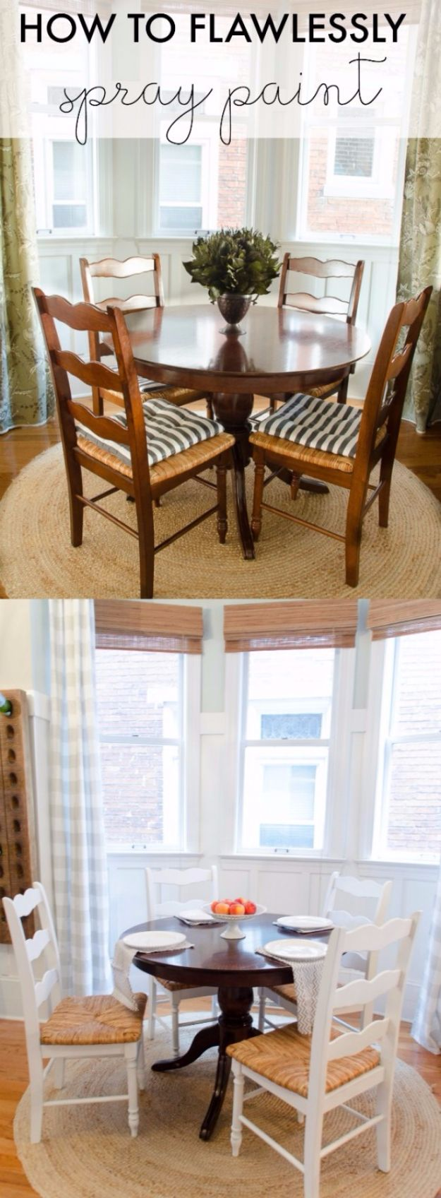 Spray Painting Tips and Tricks - Flawlessly Spray Paint Furnitures - Home Improvement Ideas and Tutorials for Spray Painting Furniture, House, Doors, Trim, Windows and Walls - Step by Step Tutorials and Best How To Instructions - DIY Projects and Crafts by DIY JOY #diyideas