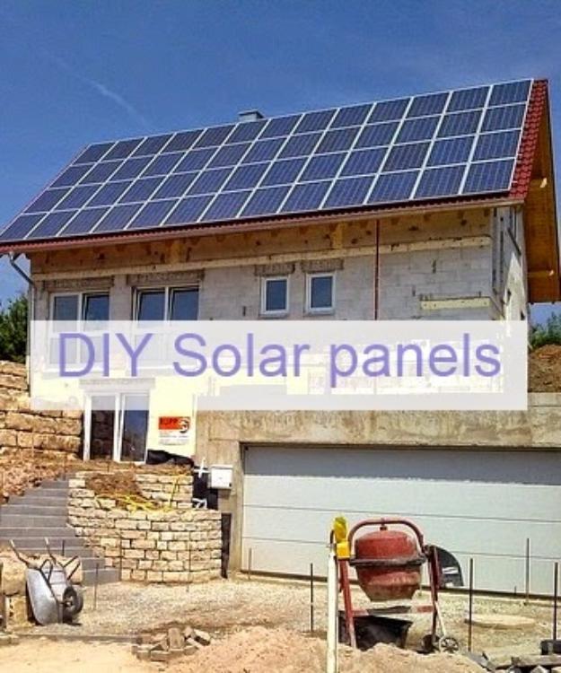 35 Awesome Solar Powered Diy Ideas Diy Joy