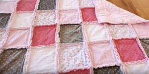 A Terrific Quilt Tutorial For A Beginner, But An All Time Favorite For So Many!