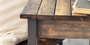 Want To Know The Secret To Getting A Perfect Rustic Finish In Minutes? (Watch)