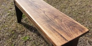 Ever Wonder How To Get That Perfect Rustic Finish? Watch How Easy He Does This…