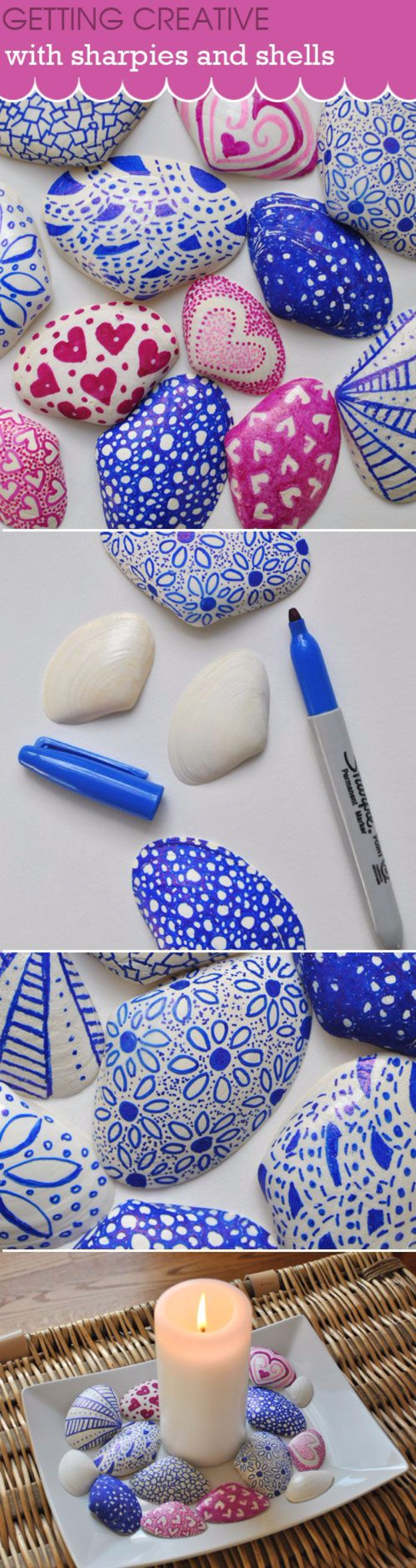 50 Sharpie Crafts That Are Cool Easy Fun To Make